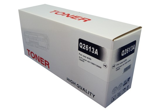 HP LJ 1300 Toner Cartridge Q2613X нова 4000 копия