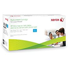 Xerox - Toner cartridge ( replaces HP Q6001A ) - 1 x cyan - 2000