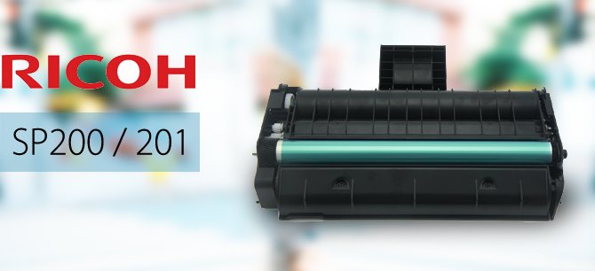 Ricoh SP200S 200SF 200N 201SF / 211 / 213 Toner Cartridge NEW
