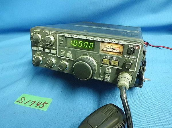 50MHz KENWOOD TRIO TR-9300 All Mode Transceiver